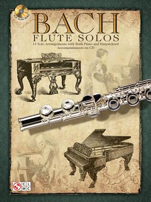 Bach Flute Solos By Bach, Johann Sebastian (COP)
